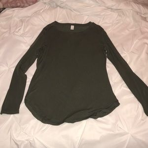 Old navy Luxe long sleeve